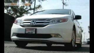 Honda Odyssey 2011 / Autoexplora Tv / Prueba de manejo