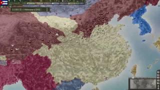 Hearts of Iron 3: Russia vs China