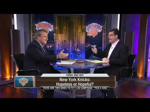 Are the New York Knicks hopeful or helpless?