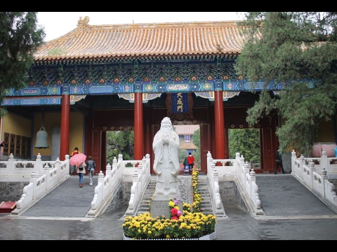 Beijing Temple of Confucius + Imperial Academy / 北京孔庙 + 北京国子监
