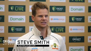 Refreshed Smith ready for Pakistan challenge