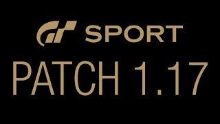 Update 1.17 - GT Sport (Audi Vision GT)