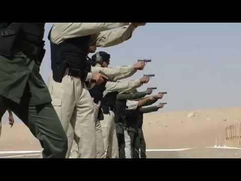 Lexington Security Group's Dynamic Police Training Course 1-2013, Abu Dhabi Police