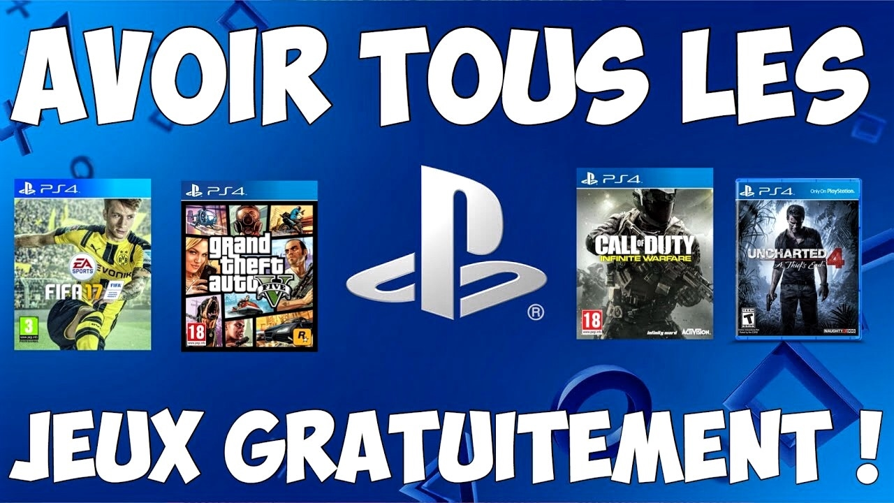 patcher avoir presque tout les jeux ps4 gratuit by mohking youtube. Black Bedroom Furniture Sets. Home Design Ideas