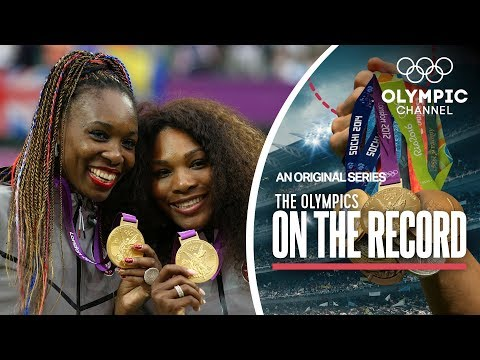 Williams Sisters are the near Perfect Tennis Pair | The Olympics On The Record