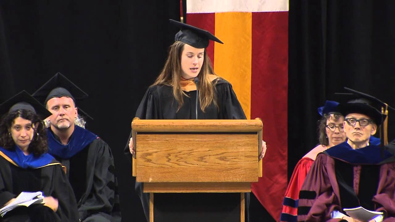 ASHLEY BIDEN, convocation speaker for Rutgers SSW