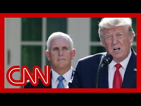 Watch Pence defend