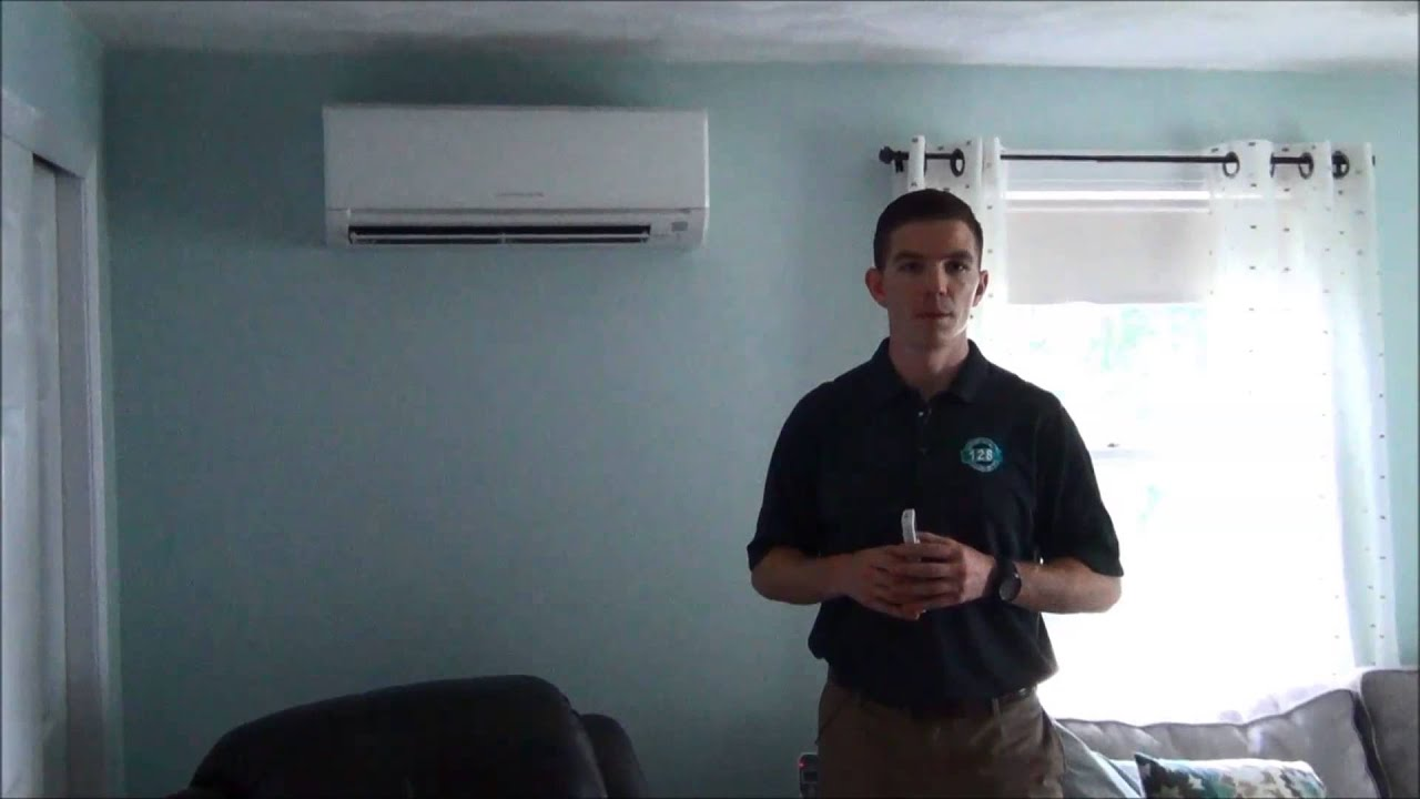 #51687A Whole House Ductless Mini Split Installation  Recommended 4747 Installing Mini Split pics with 1920x1080 px on helpvideos.info - Air Conditioners, Air Coolers and more