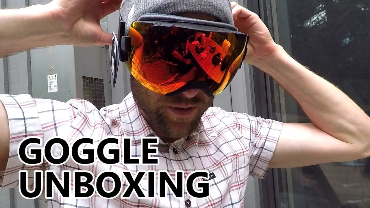 854de4ea689 Unboxing Smith Goggles From Sport Rx - YouTube