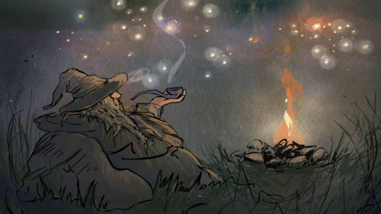 Wizard Meditation