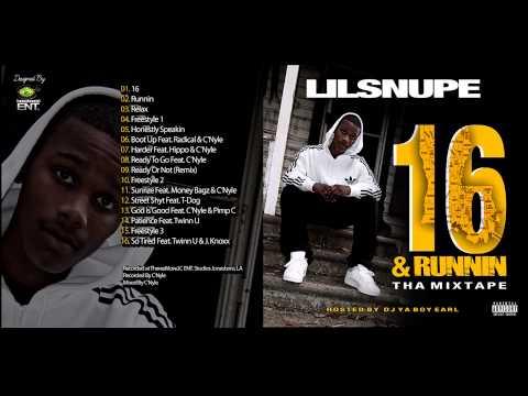 LIL SNUPE So Tired Feat. Twinn U & J. Knoxx (16&RUNNIN)
