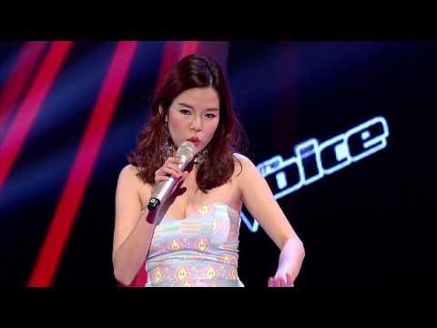 The Voice Thailand - แนน ลลิตา - New York - 15 Sep 2013