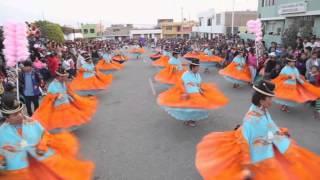 Festividad Virgen de Copacabana Tacna - 2015 **Fabulosa Morenada Unión Tacna**