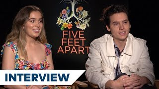 Cole Sprouse, Haley Lu Richardson And Justin Baldoni Talk About The Impact Of Five Feet Apart