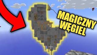 Minecraft Skylands (PL) część 28 - Magiczny Węgiel