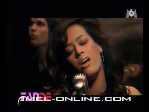 Amel Bent - Interview Fan De.wmv