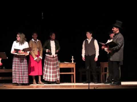 A Christmas Carol | 2014 Christmas Carol | North Shore Assembly