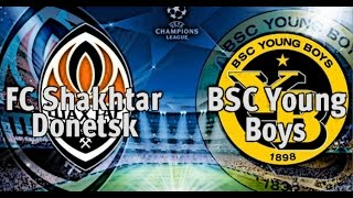 FC Shakhtar Donetsk vs BSC Young Boys  26.07.2016 ~ 2016-17 Champions League UEFA ~ Promo