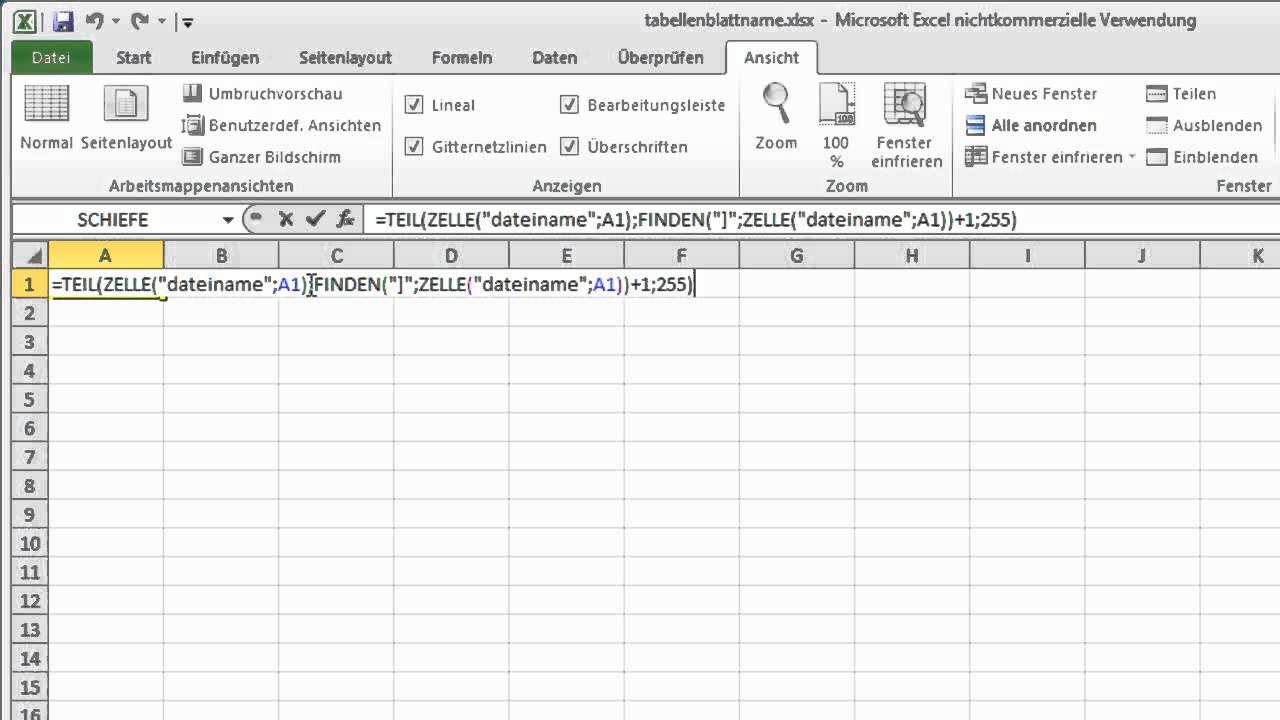 Gemütlich Excel Arbeitsblatt Name Galerie - Mathe Arbeitsblatt ...