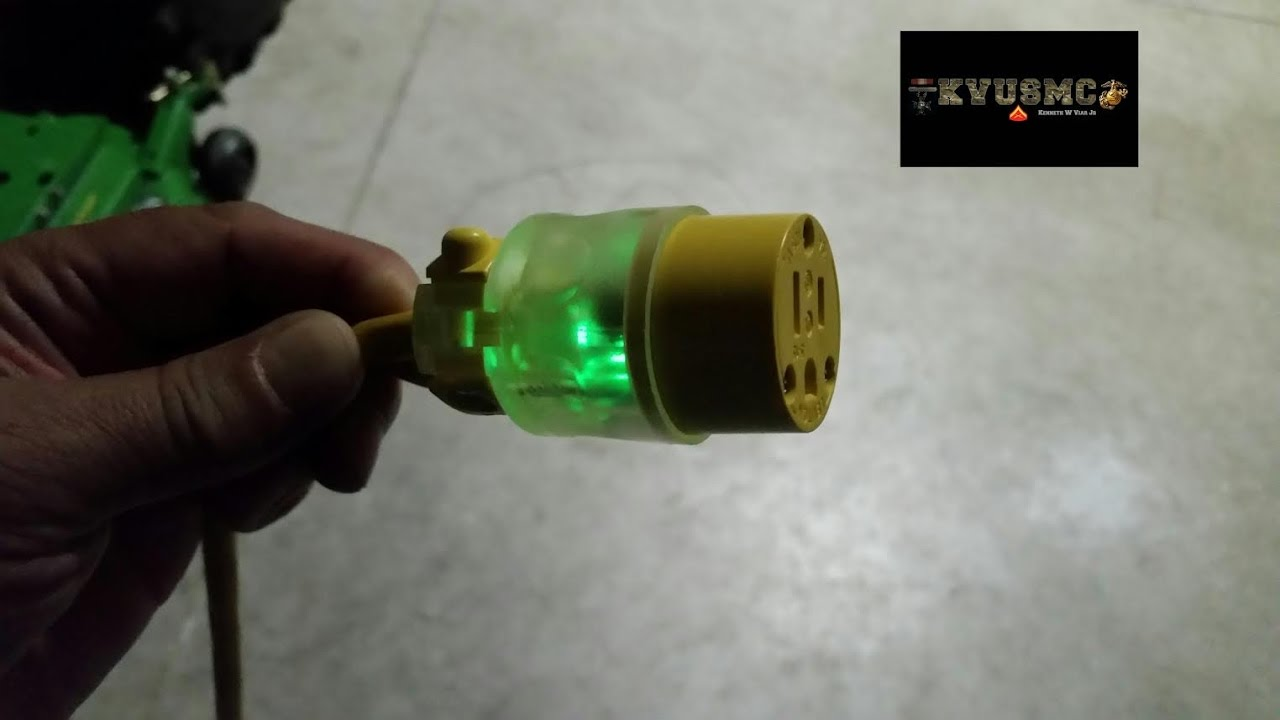 wiring a leviton lighted straight blade connector cv lit by wiring a leviton lighted straight blade connector 515cv lit by kvusmc