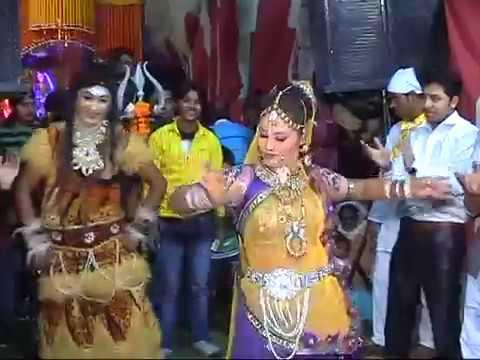 Ganga Naahavan aai soo mai Bhole sai Sandhya Jhanki :: Lord Shivaji and Parwati