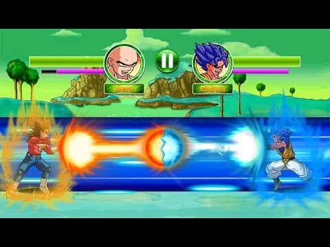 Create Dragon Z Saiyan Warrior - Android Mobile Games
