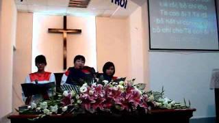 Ta hy sinh vì con hết- HTTL Thanh Da 01012012.