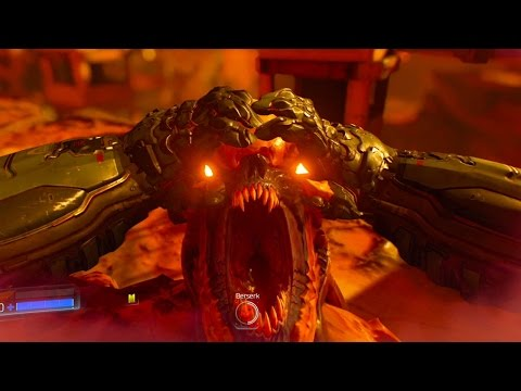 DOOM - Mission 06: Into the Fire \ Kadingir Sanctum [Gameplay DOOM 4 2016 PC idTech 666] from YouTube · Duration:  59 minutes 47 seconds