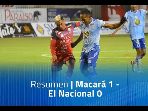 Macara El Nacional Goals And Highlights