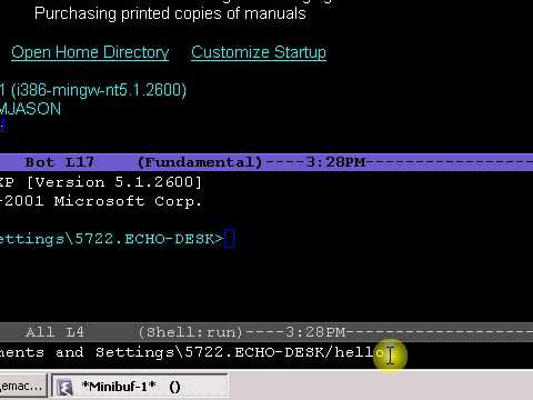 Programming Tutorials (2 of 4): Installing the Borland C Compiler
