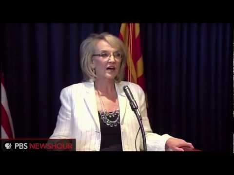 Watch Arizona Gov. Jan Brewer's Full Reaction to Immigration Ruling
