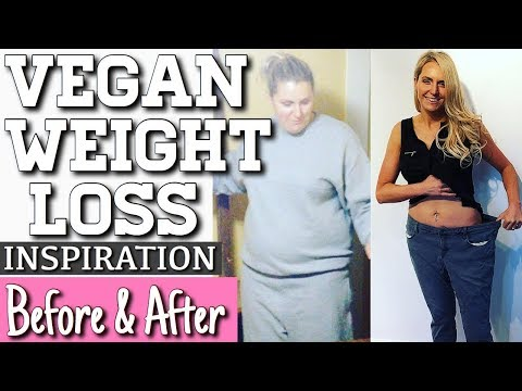 Vegan Weight Loss TRANSFORMATION – Couple loses 160 lbs (Before and After)