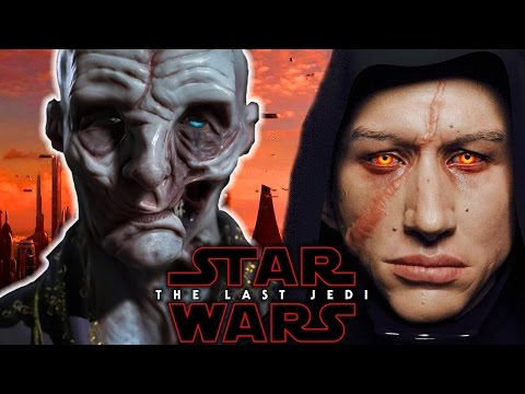 Snoke is the Last Jedi Theory