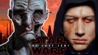 Snoke is the Last Jedi Theory - Star Wars Episode 8 The Last Jedi