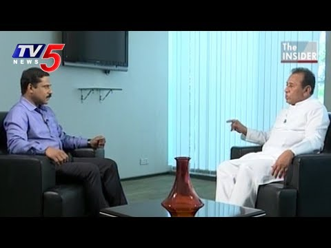 Mekapati Rajamohan Reddy Exclusive Interview | The Insider | TV5 News