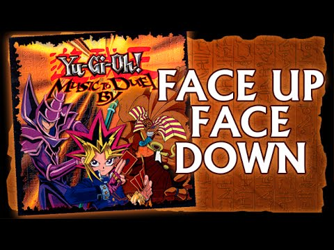 Yu-Gi-Oh! Music to Duel By - Face up Face Down