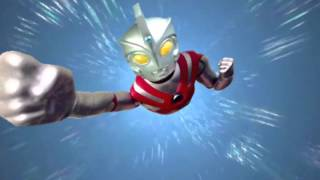 Ultraman Ace Episode 1