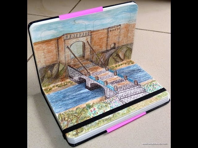 Manual 3D Anamorphic and 2D Drawings