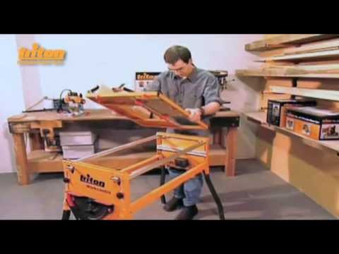 Triton promo rta300 precision router table youtube greentooth Gallery