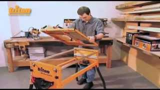 Triton Promo: Rta300 Precision Router Table