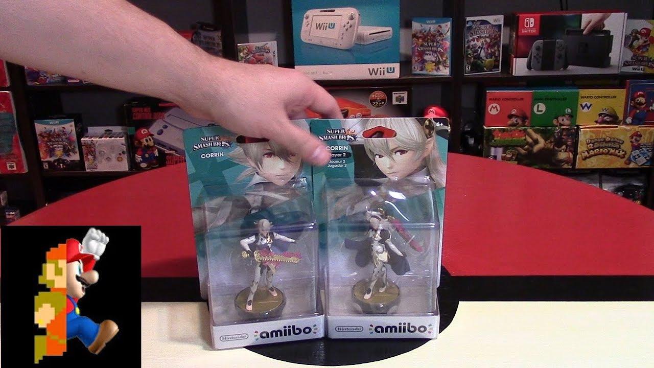 Nintendo amiibo Corrin (Super Smash Bros. Collection) ab 19,04 ...