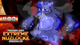 Pokemon EXTREME Ruby Nuzlocke - Episode #03: EXTREME SALTY RAGE!!!