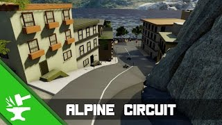 Halo 5 Forge Maps | Alpine Circuit