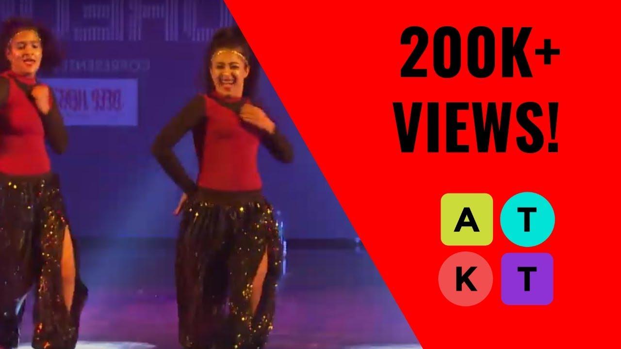 Lady Sri Ram College for Women's Dance Society Does Bollywood Right | Mood Indigo 2018