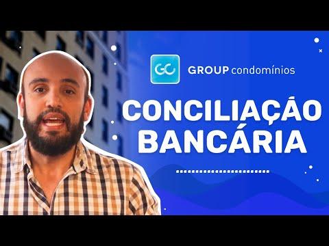 Conciliação bancária no Group Condomínios