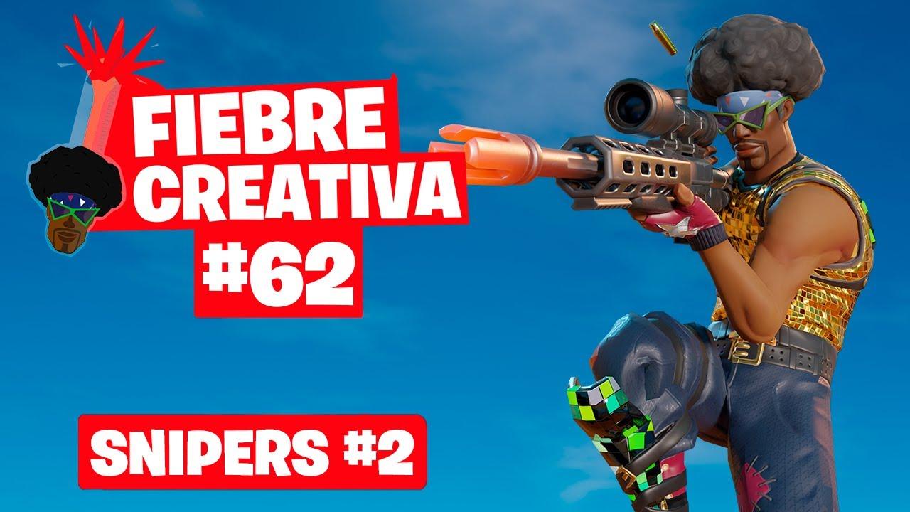 ¡TELETRANSPORTE CON LOS DISPAROS! - Fortnite Fiebre Creativa - Episodio 62