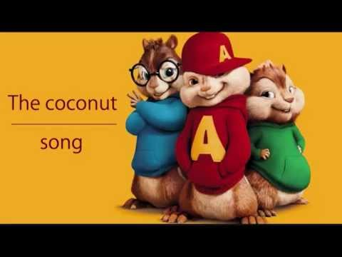 The Chipmunks - The coconut song