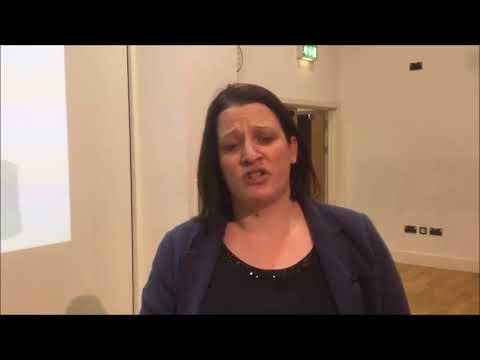 Gina Di Vito Talks About #TellSomeone Campaign
