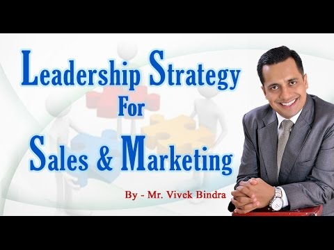 Part 6 Blue Ocean Strategy For Sales Marketing & Customer Service Team by Mr Vivek Bindra India