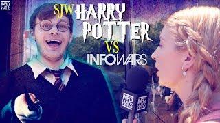 SJW Harry Potter Doppelganger vs. Millie Weaver
